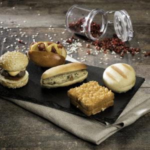 Mini Snacks Assortis 24 pièces