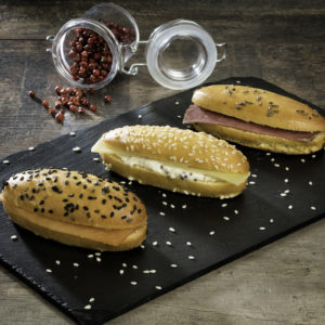 Sandwiches Briochés 24 pièces