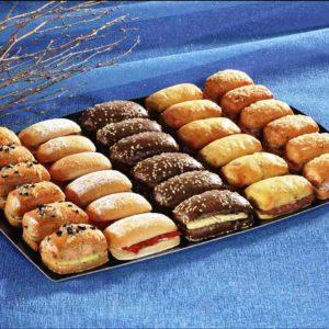 Mini Sandwiches Abondance 30 pièces