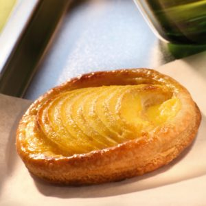 Tartelettes fines pommes 48 pièces