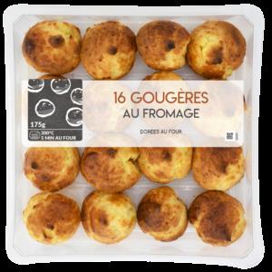 Gougères au fromage 16 pièces