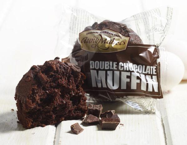 Muffin Double chocolat