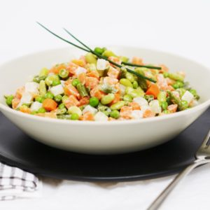 Macédoine de légumes 1.5 kg