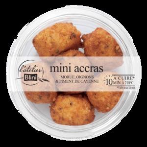 Mini Accras