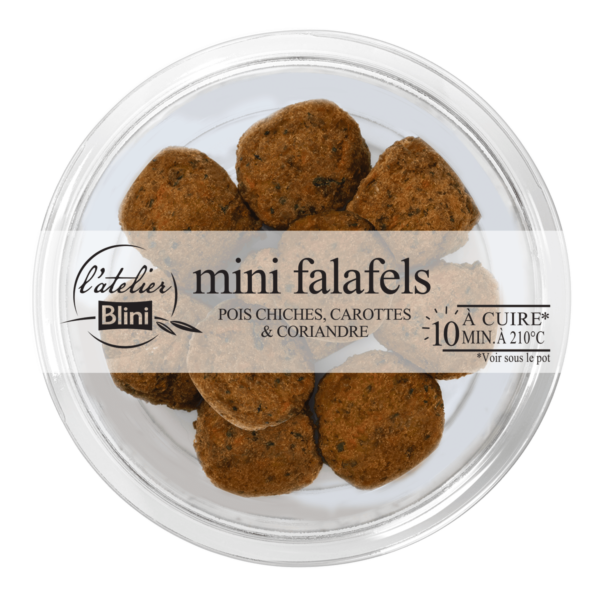 Mini Falafels