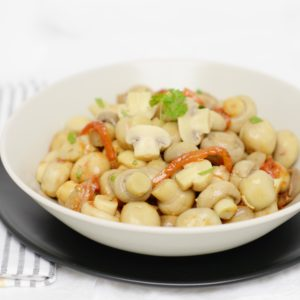 Salade Champignons