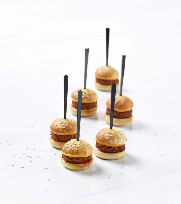 Mini Cheeseburgers 45 pièces